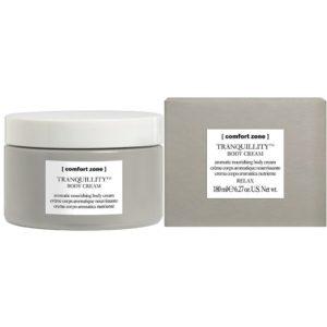 TRANQUILLITY BODY CREAM (aromatic nourishing body cream)